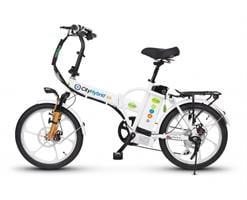 אופניים חשמליים גרין בייק GRENBIKE CITY HYBRID 48