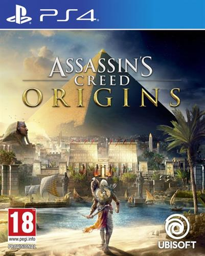 Assassins Creed: Origins PS4