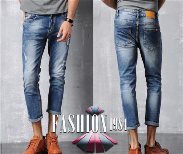 ג'ינס מעוצב דגם קלארק