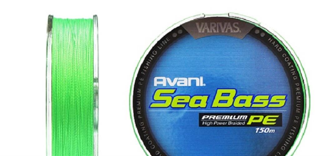 Varivas Avani Seabass Premium PE
