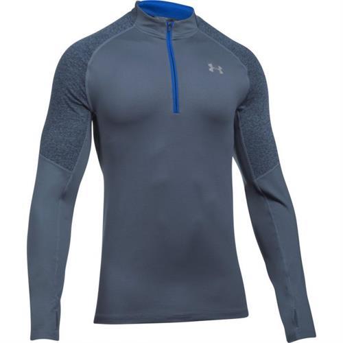 חולצה אנדר ארמור לגבר עם רוחסן 1298836-962 Under Armour men's threadborne run 1/4 zip shirt