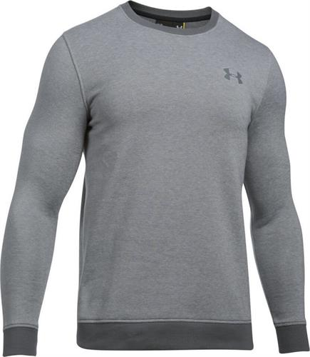 פוטר אנדר ארמור 1302852-040  Under Armour Men's Rival Fleece Fitted EOE Crew