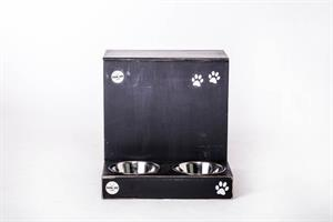 כלי אוכל ושתיה לכלב  - ג'ולי L