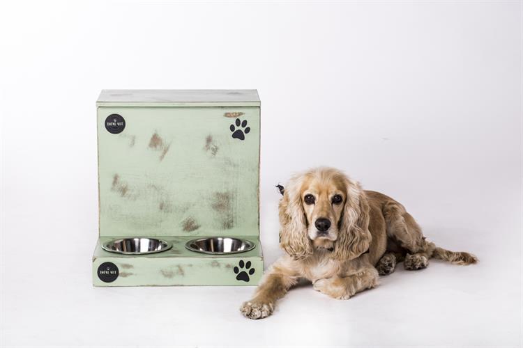 כלי אוכל ושתיה לכלב - ג'ולי M