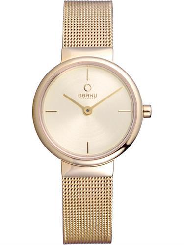 שעון יד אנלוגי נשים V153LGGMG OBAKU