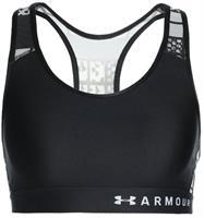 חזית ספורט אנדר ארמור1307198-001 Under Armour women's Mesh Mid Keyhole Bra