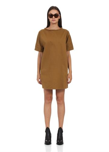 MM6 T SHAPE DRESS
