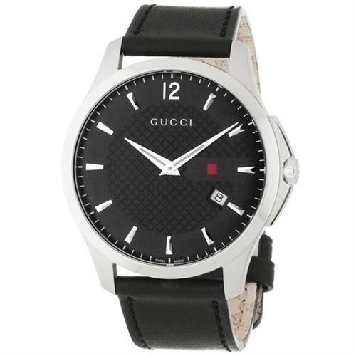 שעון יד אנלוגי גברים GUCCI YA126304
