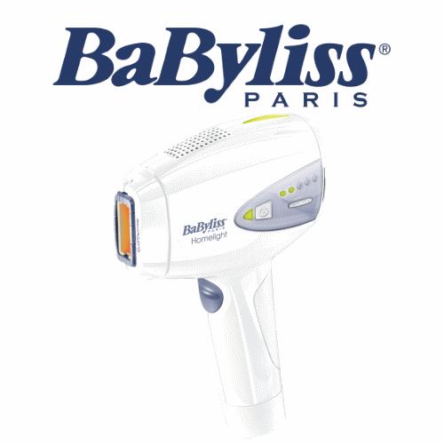 BaByliss מכשיר IPL להסרת שיער 90% פחות שיער  דגם: BA-G930E
