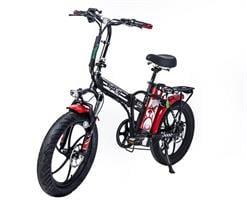 אופניים חשמליים BIG DOG 48V 20A