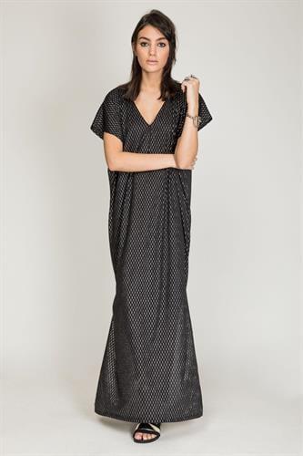 שמלת סנד שחור