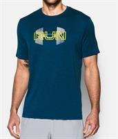 חולצת אימון ש קצר אנדר ארמור 1295076-997