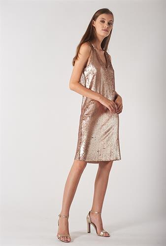 שמלת קארי פודרה
