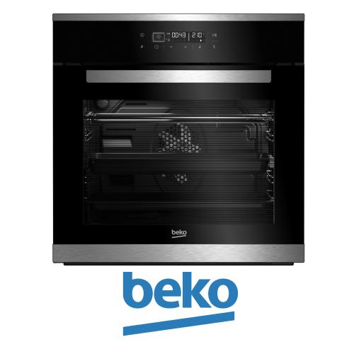 beko תנור בנוי דגם: BIM25400XMS מתצוגה !