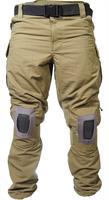 מכנס  מדי פשיטה  ג טקטי עם ברכיות מדי לחימה צבע ירוק זית דגם  Keela עם ברכיות נשלפות D3O P7