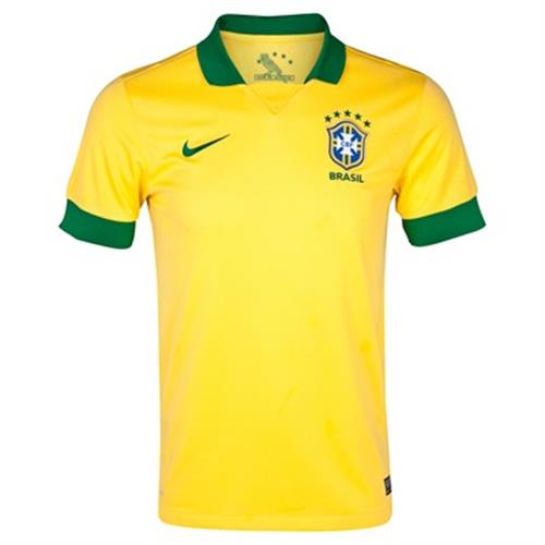 חולצת ברזיל בית 2016