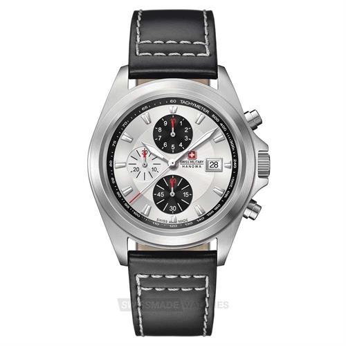 שעון יד אנלוגי גבריםSwiss Military Hanowa 06-4202.1.04.001