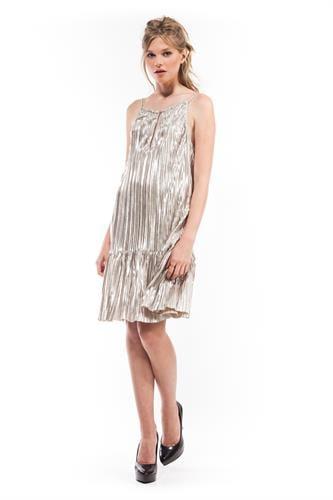 שמלת ג'וי זהב