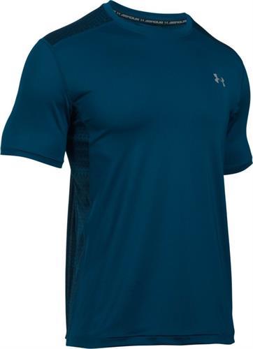 חולצת אנדר ארמור  Under Armour Raid   SS T-Shirt 1257466-997