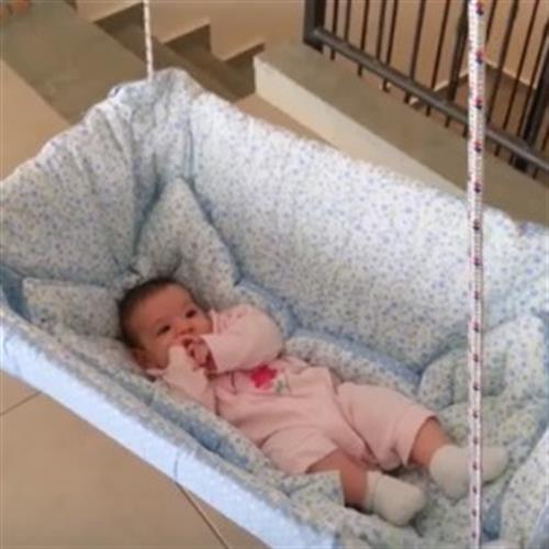 ערסל תינוקות כרמל מבית אופיר - מרכז הורות הוליסטי