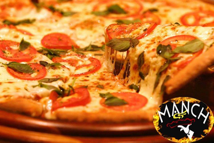 פיצה מאנצ': פיצה אישית + תוספת