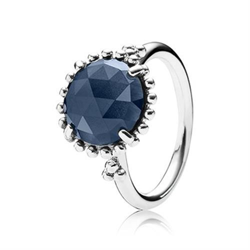 טבעת כסף פנדורה 190910NBC