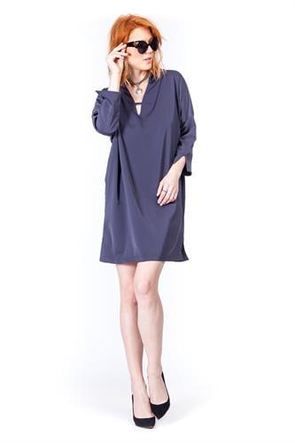 שמלת גלדיאטור כחולה