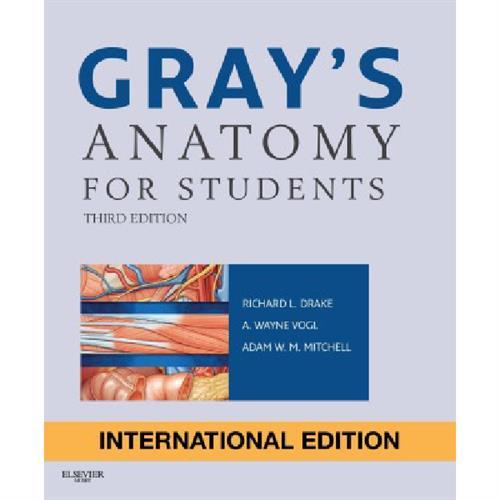עם קוד הנחה Gray's Anatomy for Students