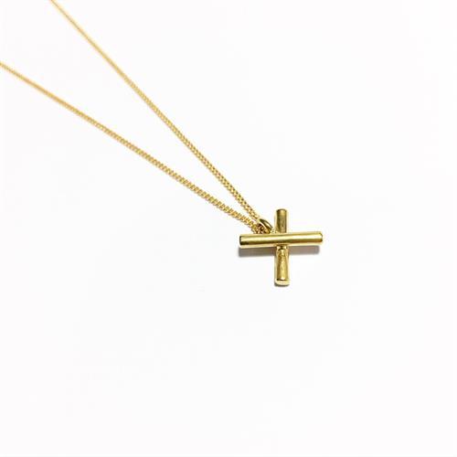 שרשרת איקס זהב