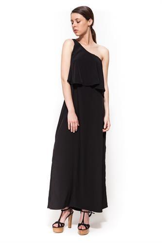שמלת אדלה שחורה