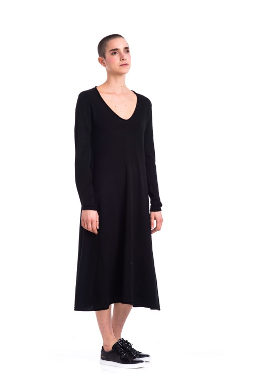 SUPERFINE MERINO DRESS