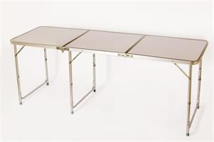 שולחן מתקפל קל במיוחד 1.8 מטר