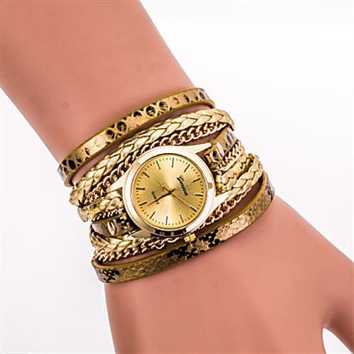 שעון צמיד מהודר לאישה