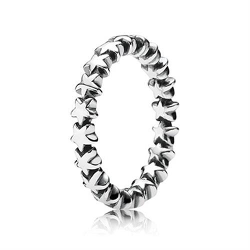 טבעת כסף פנדורה 190911