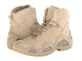 נעליים טקטיות  הרים לואה מדברי  LOWA Z-6S  Mid desert