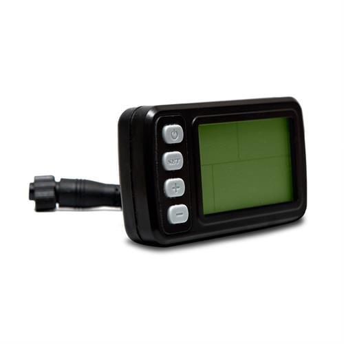 צג דיגיטאלי (LCD) לאופניים חשמליים