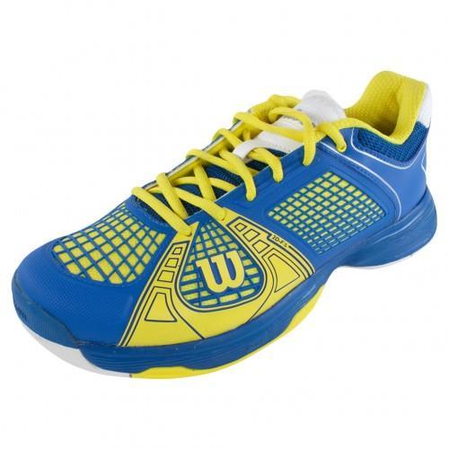 נעלי טניס גברים Wilson Rush Ngx 317800