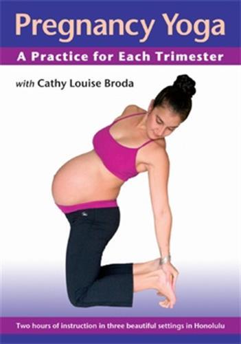 דיוידי יוגה להריון - אימון מותאם לכל טרימסטר