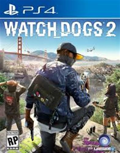 PS4 Watch Dogs 2
