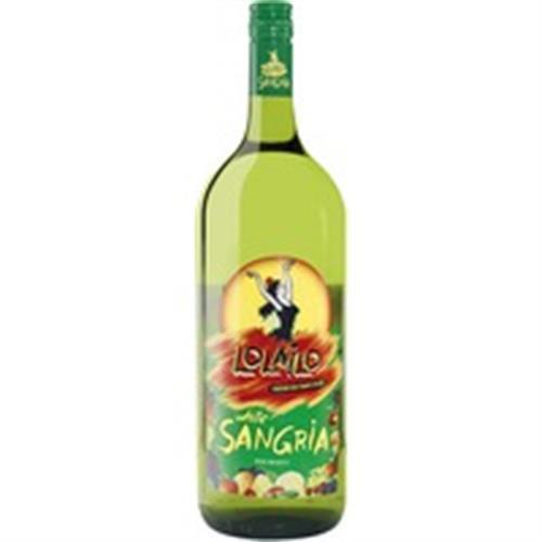 סנגריה לוליילו לבנה בבקבוק 1.5 ליטר