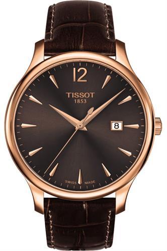 שעון יד אנלוגי גברים TISSOT T063.610.36.297.00