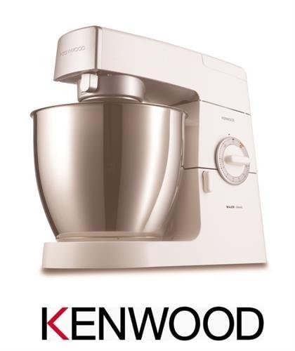 KENWOOD מיקסר MAJOR עם קערת נירוסטה דגם:  מעודפים KM-636
