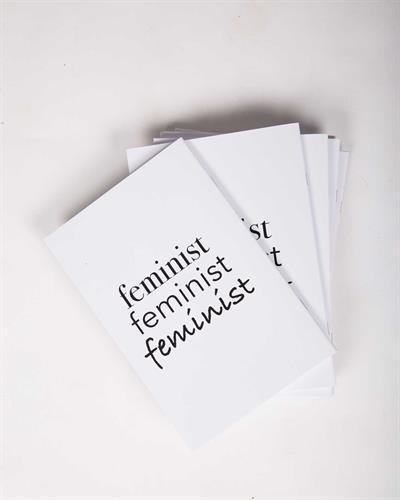 מחברת Feminist