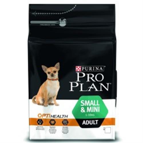 """פרו פלאן מזון לכלבים 7 ק""""ג לכלב בוגר גזע קטן"""