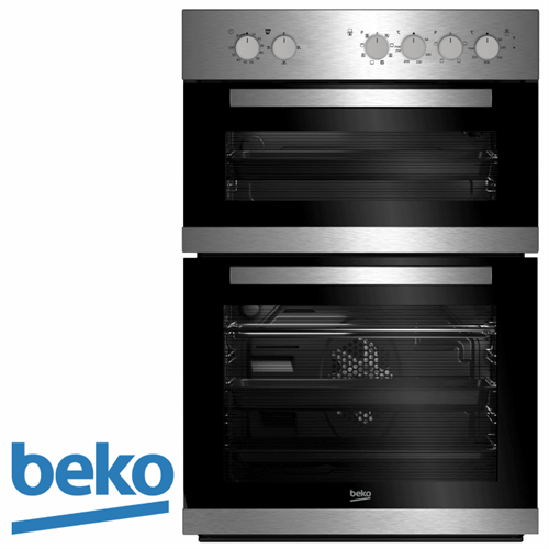 beko תנור בנוי דו תאי מהדרין דגם: BKDM-22100X