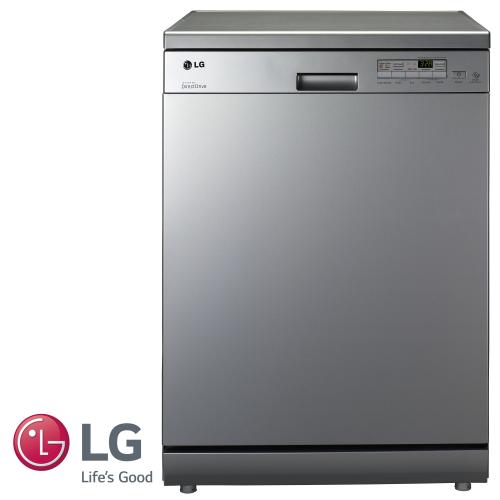 LG מדיח כלים רחב הנעה ישירה DIRECT DRIVE צבע נירוסטה מעודפים!