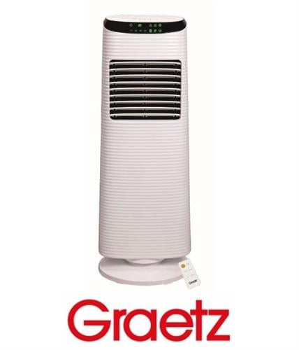 Graetz מאוורר טורבו דיגיטלי  דגם GRT-499