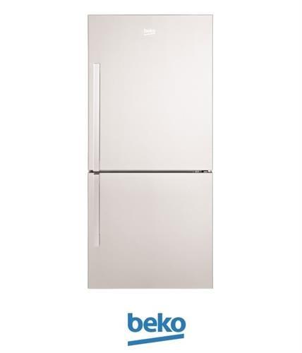 beko מקרר מקפיא תחתון 483 ליטר דגם: CN151120X מתצוגה !