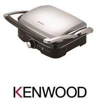 KENWOOD טוסטר גריל מקצועי פלטות נשלפות דגם: HG-369 מתצוגה !