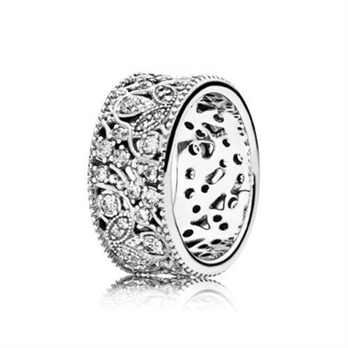 טבעת כסף פנדורה 190965CZ